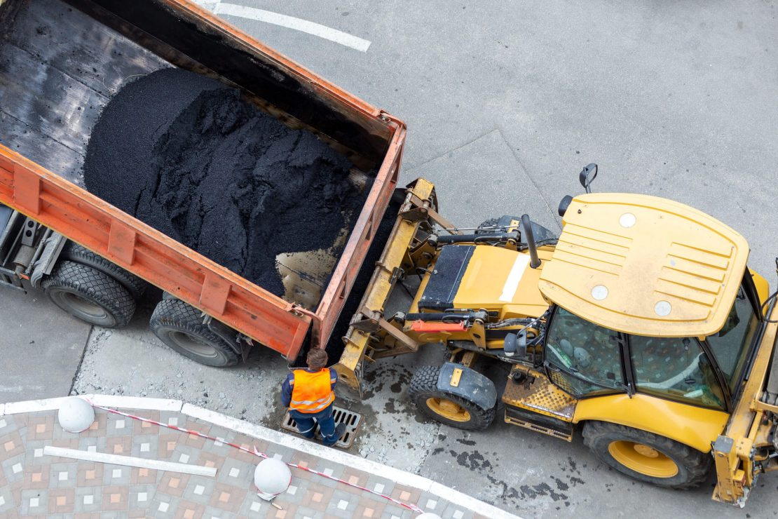 Class A CDL Dump Truck Driver